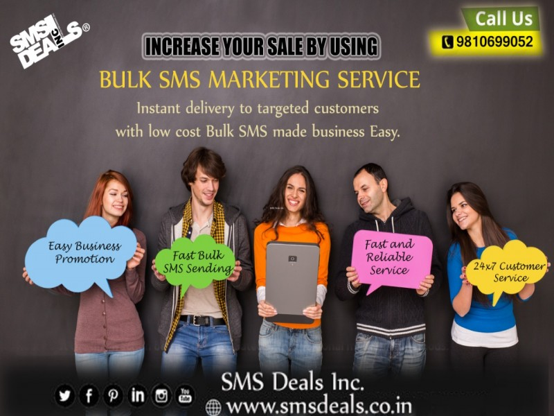 Simple Ways to Use Bulk SMS Marketing for Startups