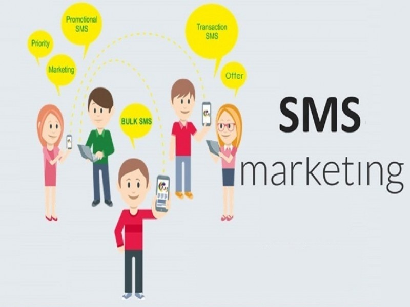 Bulk SMS Service gives a new trend in the marketing world