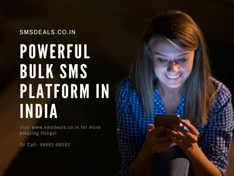SMS Deals Inc: The Best Bulk SMS Service Provider in India
