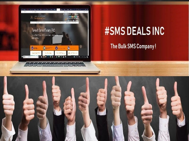 Improve Business Marketing with Bulk SMS Services in India