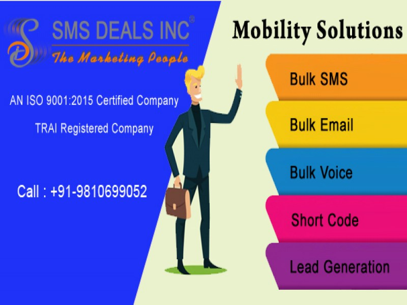 4 Reasons Why You Should Use SMS Service in India